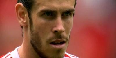 Gareth Bale v England Euro 2016