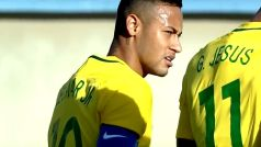 Neymar, Coutinho Guide Brazil To 3-0 Win Over Argentina