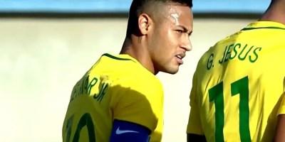 Neymar: Brazil