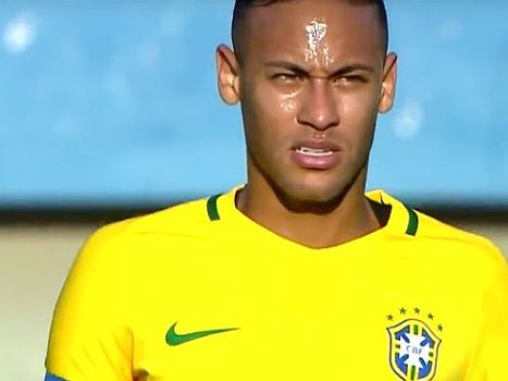 Neymar, World Cup Brazil at Rio 2016