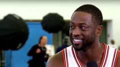 Wade, Bulls Face Heat Live On TNT Overtime
