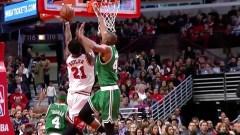 Dwayne Wade Nets 22, Bulls Beat Celtics 105-99