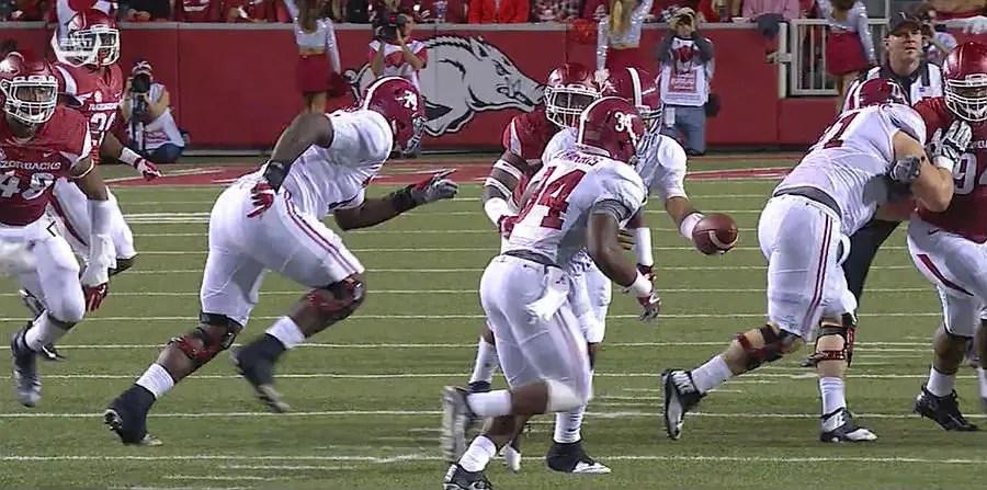 College Football Alabama: College Bowl
