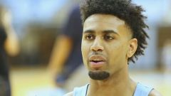 No. 6 North Carolina Routs UNC Pembroke 124-63 In Preseason Game