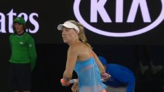 U.S. Open Women's Singles Round 1 Results on Day 2