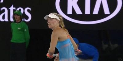 Angelique Kerber: Australian Open 2017