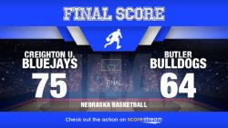 NCAAB Scores: Watson leads No. 8 Creighton Past No. 12 Butler
