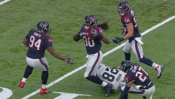 Osweiler, defense seal Houston NFL wild-card win over Raiders