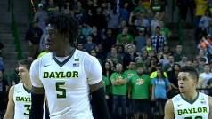 NCAA Basketball Scores: No. 5 Baylor Wins Again – Jan. 25