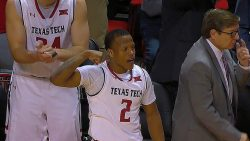 Texas Tech Stuns No. 4 Baylor 84-78 After Lecomte Fouled Out