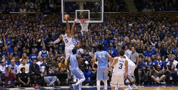 Top 25 Scores: Duke beat UNC, Gonzaga Stays Undefeated on ...