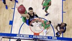 Tatum Helps No. 14 Duke Beat No. 22 Notre Dame, Wins ACC Tournament