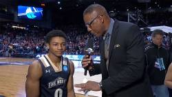 NCAA Tournament: Robinson Leads Mount St Mary's Past New Orleans