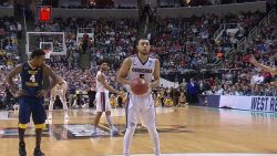 Gonzaga Knocks off West Virginia, Books March Madness Elite 8 Spot