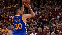 Curry Scores 30, Green Records Triple-Double; Warriors Sweep Jazz