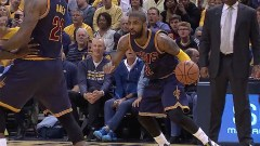 Warriors v Cavaliers 2017 NBA Finals Game 1 on WatchABC