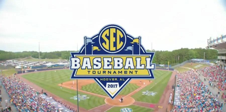The 2017 SEC Baseball Tournament