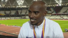 Farah Grabs 10k Title; Bolt Advances In 100m At World Championships