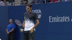 U.S. Open Men's Singles Round 1: Day 2; Nadal, Federer Win