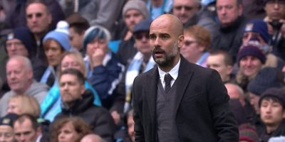 Pep Guardiola - English Premier League