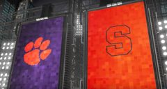Highlights, Box Scores: No. 2 Clemson and No. 8 Washington State Upset