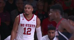 NC State Stunned No. 2 Arizona in the Bahamas