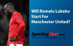 Time For Jose Mourinho To Drop Romelu Lukaku?
