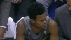 No. 16 Arizona State Hands No. 2 Kansas Back-to-Back Defeats