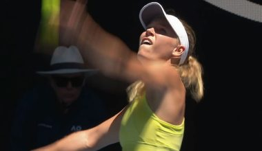 Latest 2018 Australian Open Women's Singles Results Day 5: Jan. 19