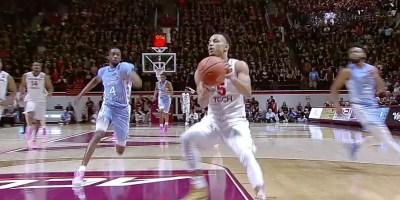 Justin Robinson of Virginia Tech: college basketball