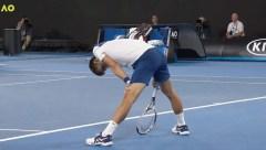 Latest 2018 Australian Open Men's Singles Results Day 8: Jan. 22