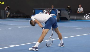 Latest 2018 Australian Open Men's Singles Results Day 8: Jan. 22