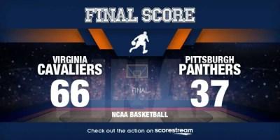 Virginia vs Pittsburgh