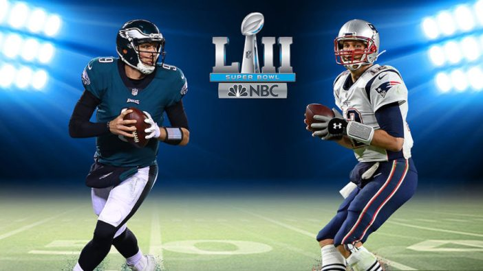 Nick Foles v Tom Brady: Super Bowl LII
