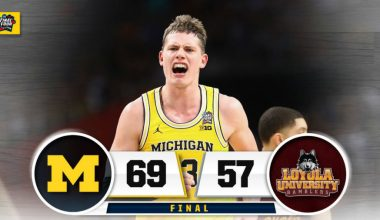 Michigan Ends Loyola-Chicago NCAA Tournament Run In Final Four