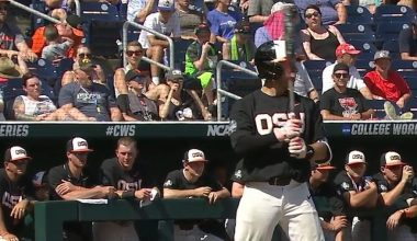 Oregon State vs. Mississippi State College World Series: ESPN3, WatchESPN