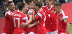 Cheryshev Nets Brace, Russia Hammer Saudi Arabia 5-0 In World Cup Opener