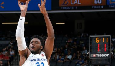 Derrickson, Warriors Beat Lakers 77-71, Improve To 3-0