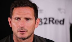 Derby v Oldham: Lampard Hopes To Bounce Back In Carabao Cup