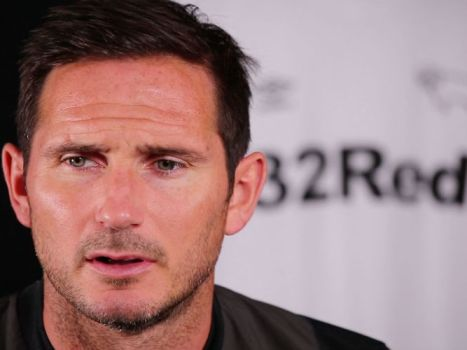 Frank Lampard the Derby
