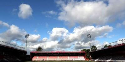 Premier League home - Vitality Stadium