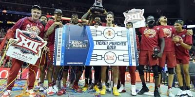Iowa State wins 2019 Big 12 tournament over Kansas