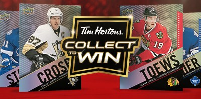 Tim Horton's and Upper Deck: The Power of Collaboration