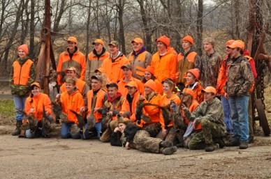Waconia Conservation Club 2012 Pheasant Hunt.