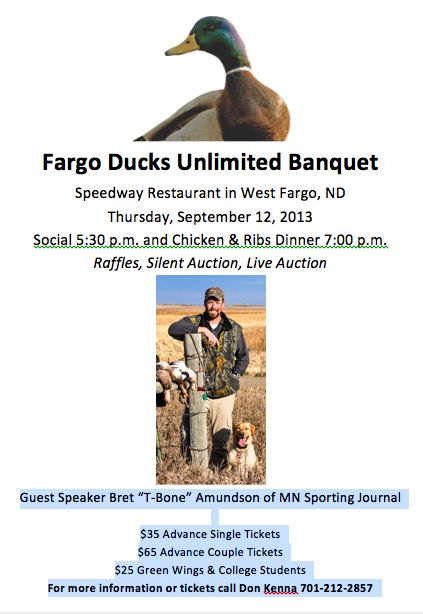 91013 - Fargo DU Poster