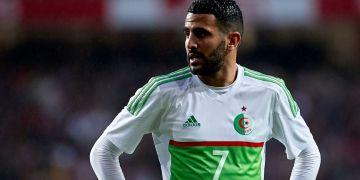 Personal reasons stops Mahrez from traveling to Botswana with Algeria