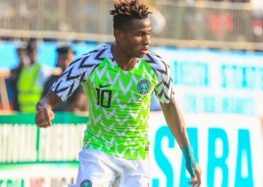 AFCON 2021: Eagles forward reveals Nigeria's game plan for Benin's Squirrels - Sporting Life