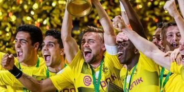Puma triples rights fee in Borussia Dortmund kit deal