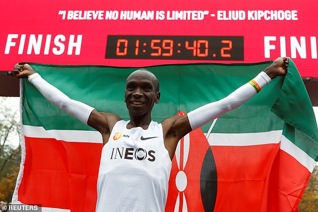 Why IAAF received't recognise Kipchoge's World Document