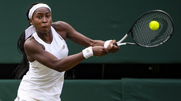 15-year-old Coco Gauff remarkably reaches her first ever WTA ultimate